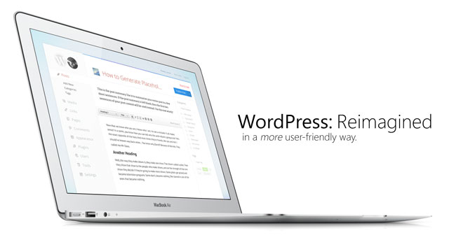 Wordpress Reimagined